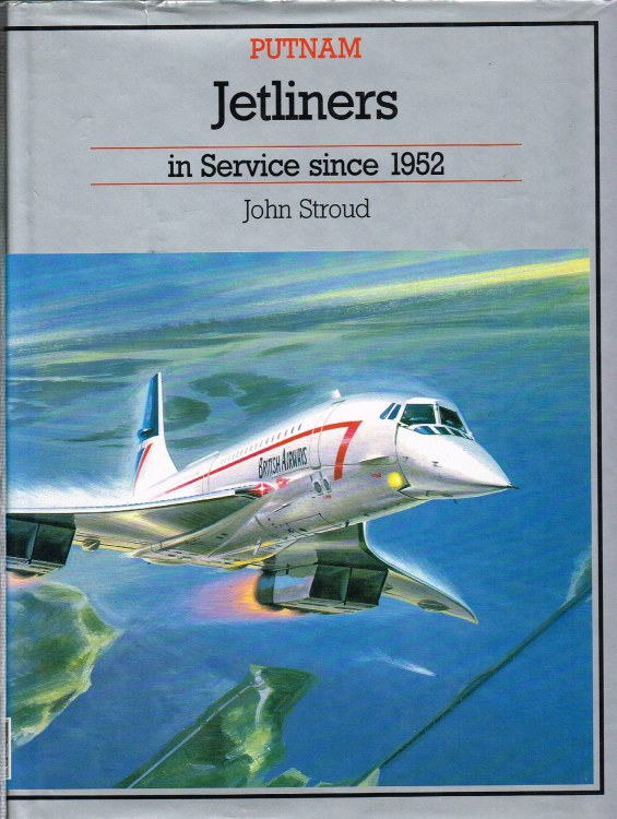 Image for JETLINERS IN SERVICE SINCE 1952