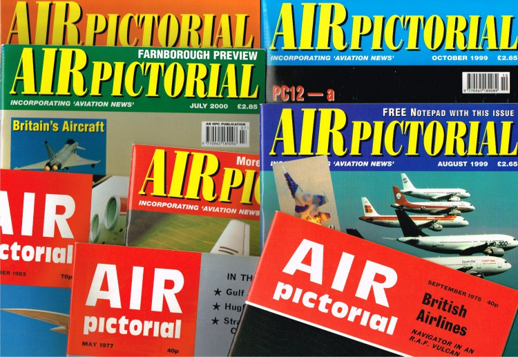 Image for AIR PICTORIAL - MAGAZINE (BACK ISSUES IN STOCK)