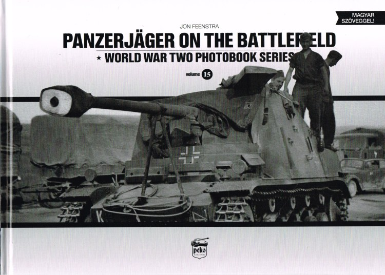 Image for PANZERJAGER ON THE BATTLEFIELD