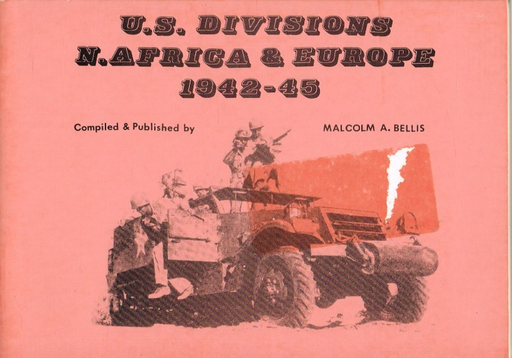 Image for US DIVISIONS - N. AFRICA & EUROPE 1942-45
