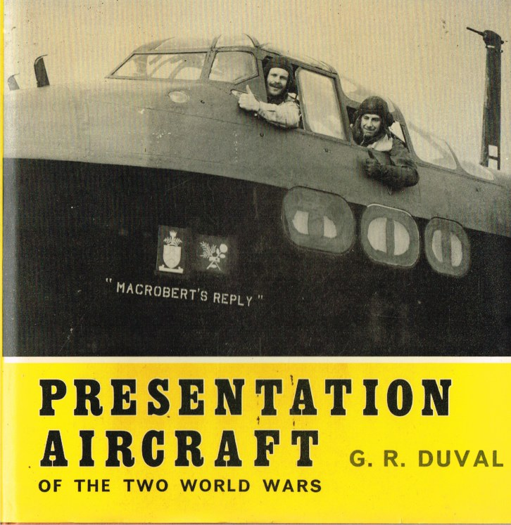 Image for PRESENTATION AIRCRAFT OF THE TWO WORLD WARS : A PICTORIAL STUDY