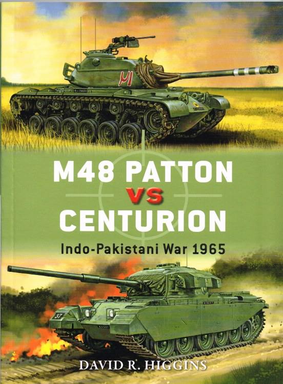Image for M48 PATTON VS CENTURION : INDO-PAKISTANI WAR 1965