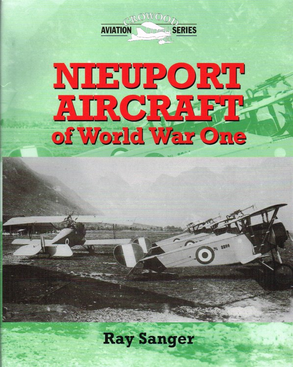 Image for NIEUPORT AIRCRAFT OF WORLD WAR ONE