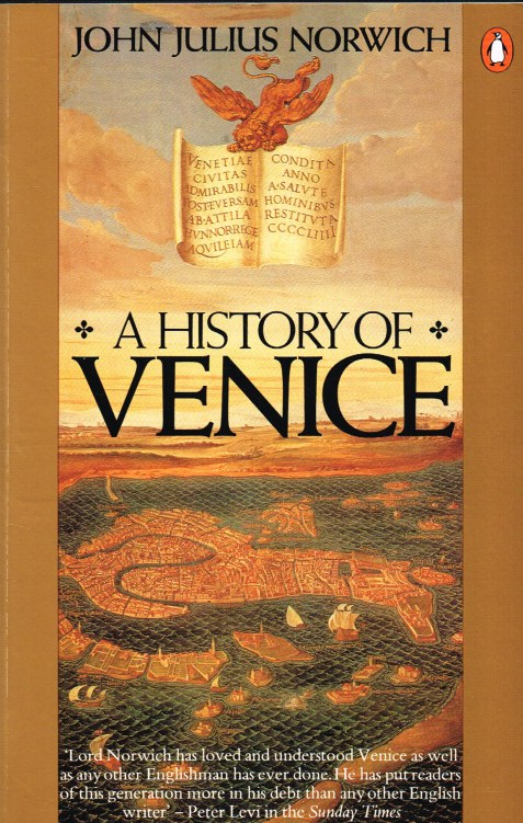 Image for A HISTORY OF VENICE