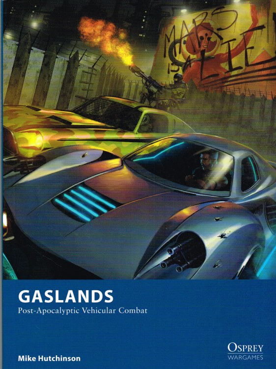 Image for GASLANDS : POST-APOCALYPTIC VEHICULAR COMBAT