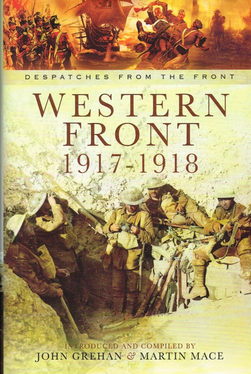 Image for DESPATCHES FROM THE FRONT: THE WESTERN FRONT 1917-1918: THE GERMAN SPRING OFFENSIVE TO THE ARMISTICE