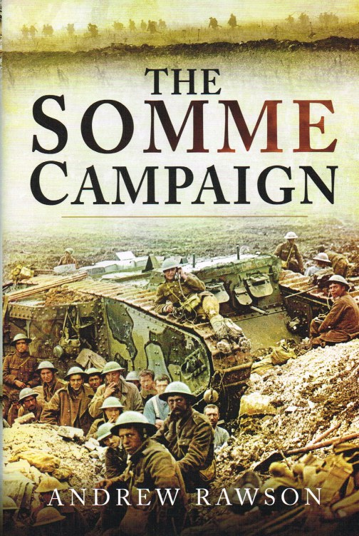 Image for THE SOMME CAMPAIGN