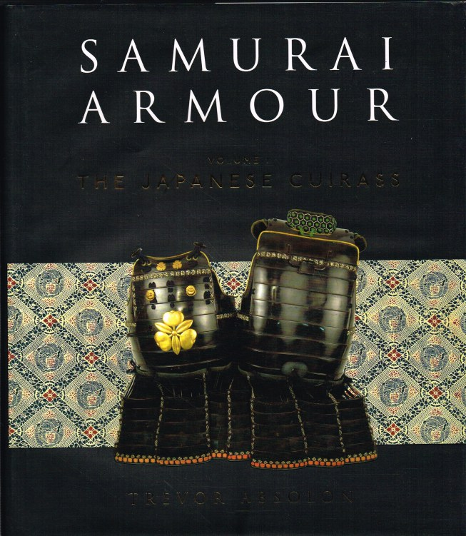 Image for SAMURAI ARMOUR VOLUME I : THE JAPANESE CUIRASS