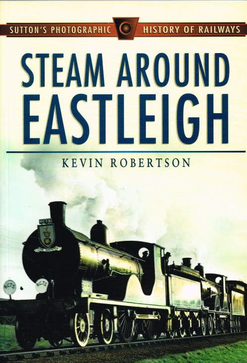 Image for STEAM AROUND EASTLEIGH