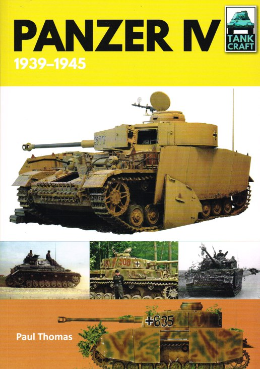 Image for TANKCRAFT 6: PANZER IV 1939-1945