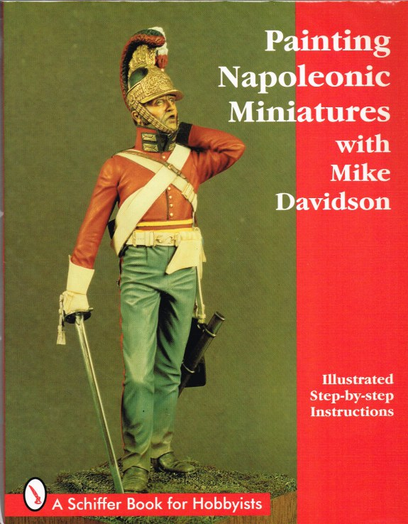 Image for PAINTING NAPOLEONIC MINIATURES