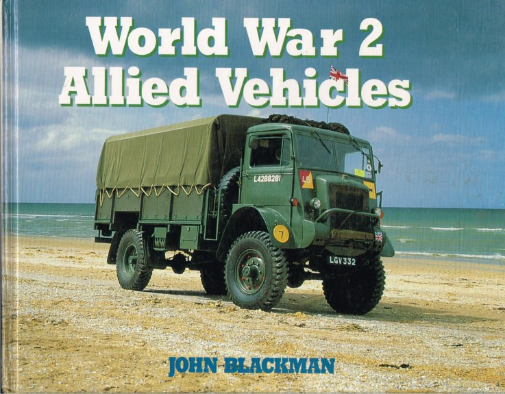 Image for WORLD WAR 2 ALLIED VEHICLES