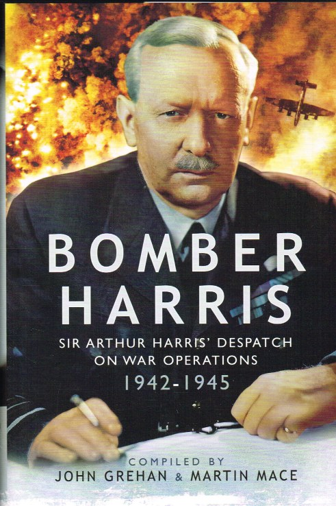 Image for BOMBER HARRIS : SIR ARTHUR HARRIS' DESPATCH ON WAR OPERATIONS 1942-1945