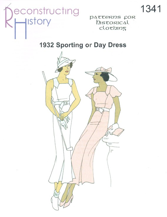 Image for RH1341: 1932 SPORTING OR DAY DRESS