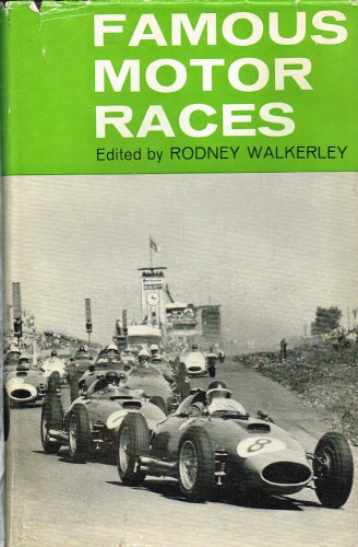 Image for FAMOUS MOTOR RACES