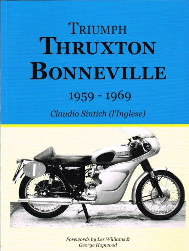Image for TRIUMPH THRUXTON BONNEVILLE 1959-1969