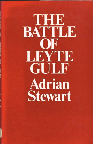 Image for THE BATTLE OF LEYTE GULF