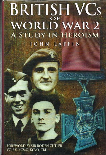 Image for BRITISH VCS OF WORLD WAR 2 : A STUDY IN HEROISM
