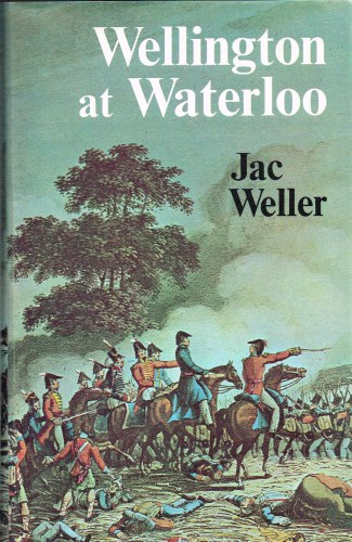 Image for WELLINGTON AT WATERLOO