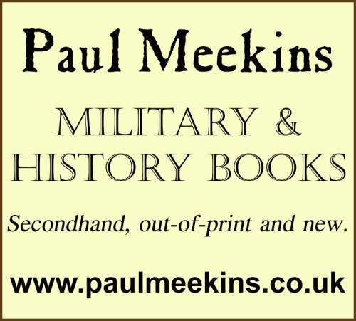 Image for PLEASE VISIT OUR WORLD WAR TWO SECTION FOR BOOKS ON WW2 REGIMENTAL AND UNIT HISTORIES