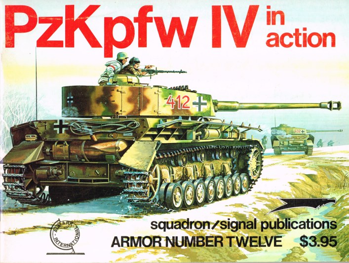 Image for PZKPFW IV IN ACTION