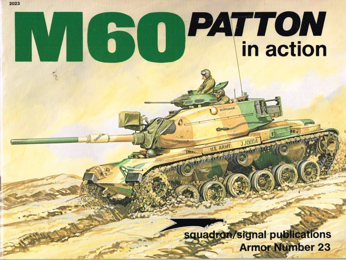 Image for M60 PATTON IN ACTION