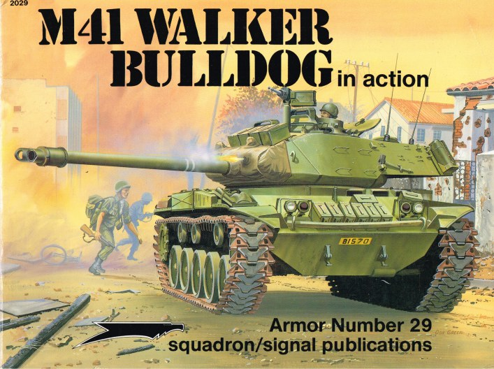 Image for M41 WALKER BULLDOG IN ACTION