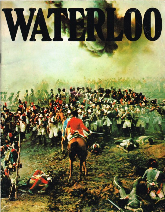 Image for WATERLOO (FILM BROCHURE)