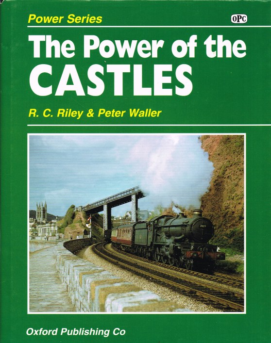 Image for THE POWER OF THE CASTLES