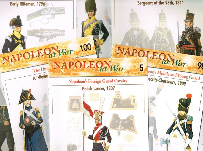 Image for NAPOLEON AT WAR (VARIOUS ISSUES IN STOCK)