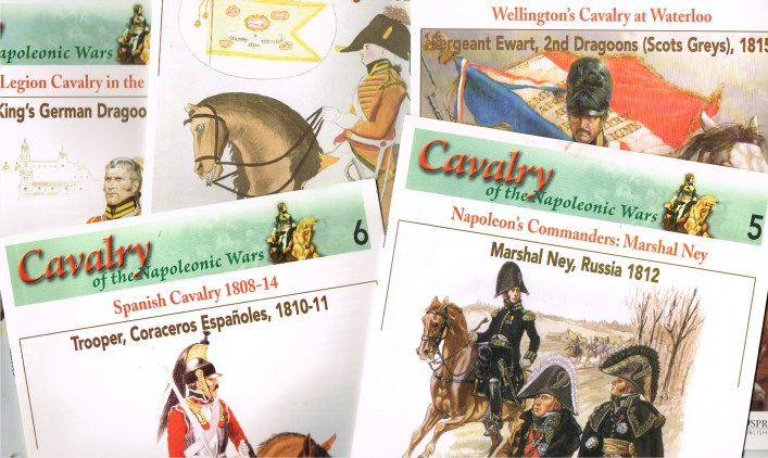 Image for CAVALRY OF THE NAPOLEONIC WARS (VARIOUS ISSUES IN STOCK)