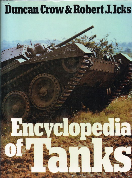 Image for ENCYCLOPEDIA OF TANKS