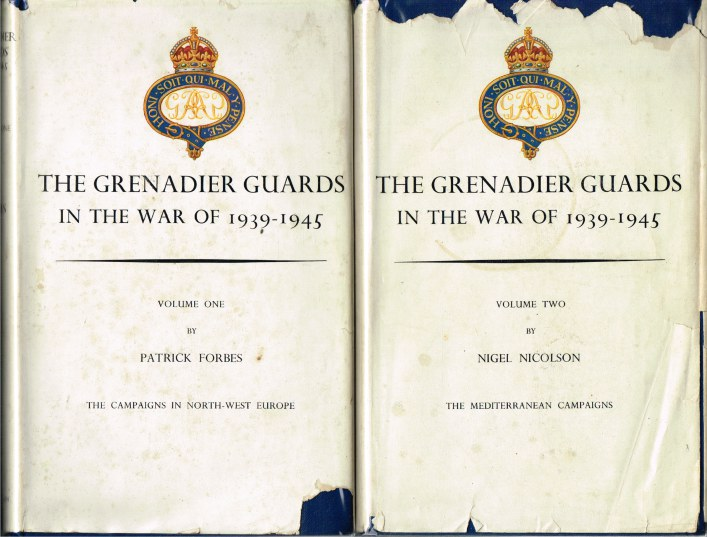Image for THE GRENADIER GUARDS IN THE WAR OF 1939-1945 (TWO VOLUME SET)