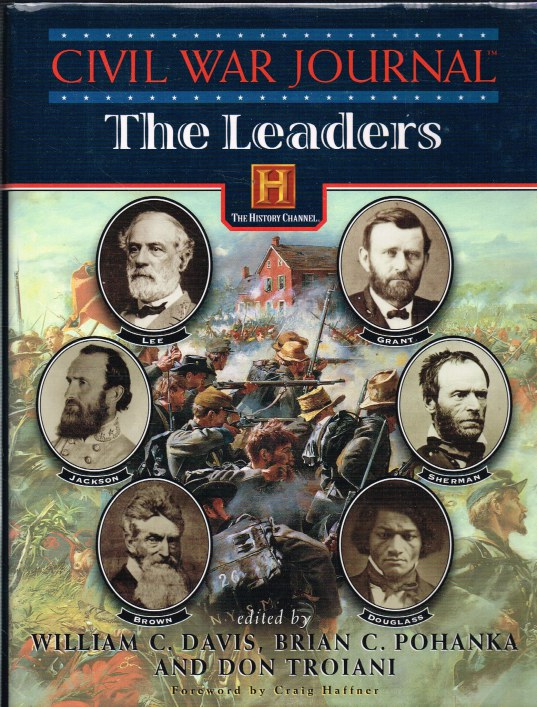 Image for CIVIL WAR JOURNAL : THE LEADERS