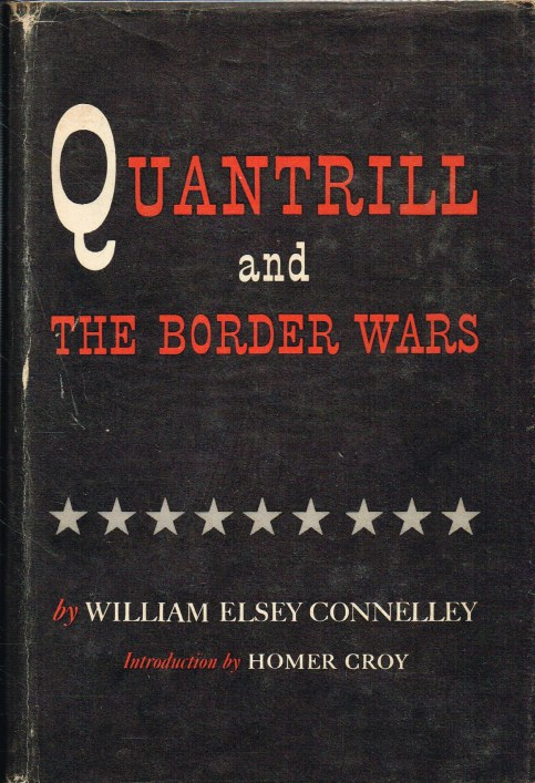 Image for QUANTRILL AND THE BORDER WARS