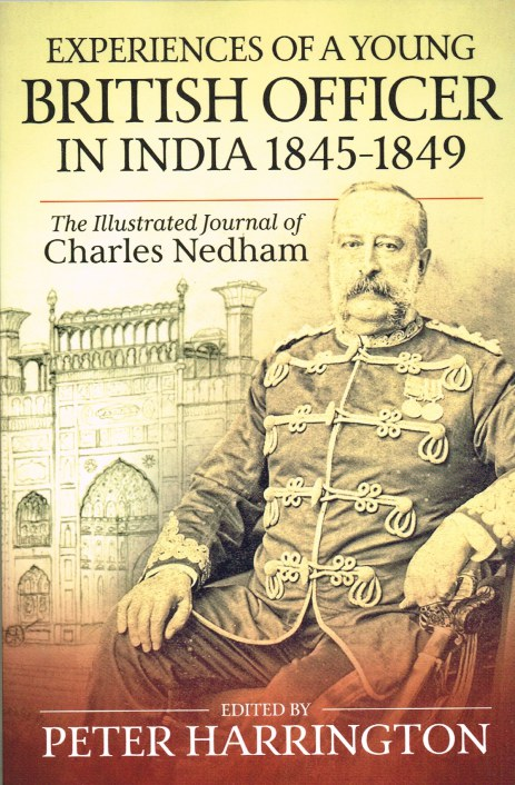 Image for EXPERIENCES OF A YOUNG BRITISH OFFICER IN INDIA 1845-1849 : THE ILLUSTRATED JOURNAL OF CHARLES NEDHAM