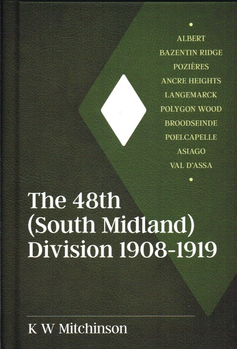 Image for THE 48TH (SOUTH MIDLAND) DIVISION 1908-1919