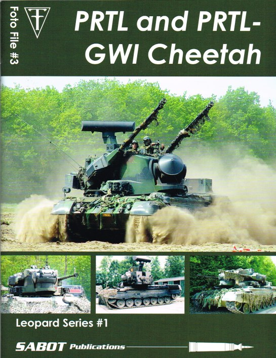 Image for FOTO FILE 3 : PRTL AND PRTL-GWI CHEETAH