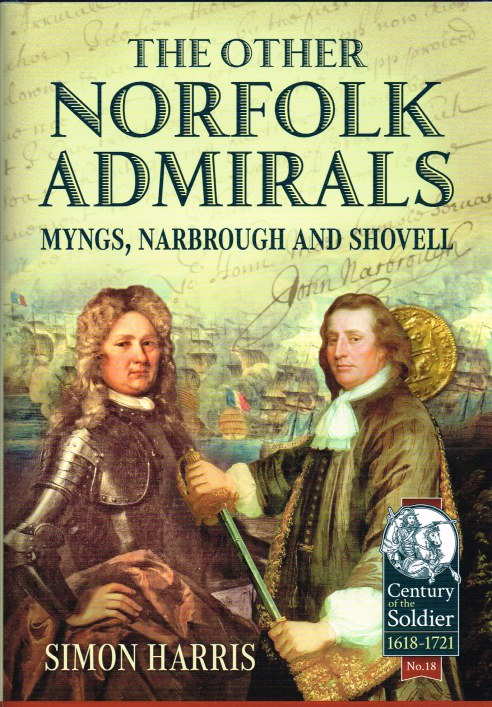 Image for THE OTHER NORFOLK ADMIRALS : MYNGS, NARBROUGH AND SHOVELL