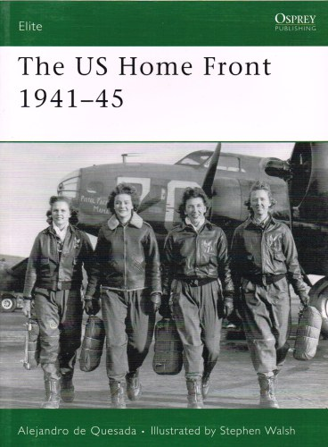 Image for THE US HOME FRONT 1941-45