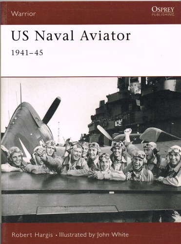 Image for US NAVAL AVIATOR 1941-45