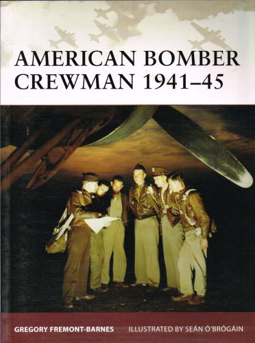 Image for AMERICAN BOMBER CREWMAN 1941-45