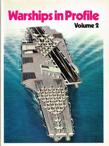 Image for WARSHIPS IN PROFILE: VOLUME TWO