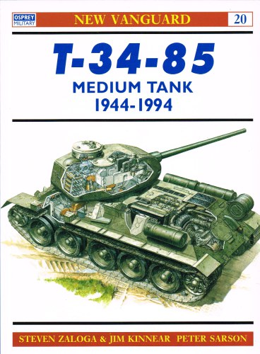 Image for T-34-85 MEDIUM TANK 1944-1994