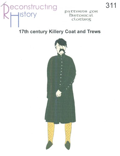 Image for RH311: 17TH CENTURY KILLERY COAT, MANTLE, AND TREWS