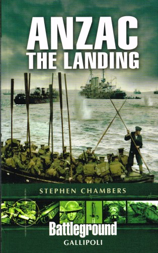 Image for GALLIPOLI : ANZAC THE LANDING
