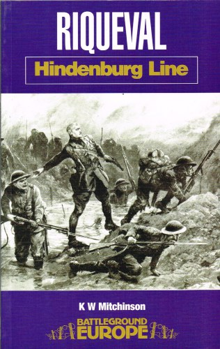 Image for HINDENBURG LINE : RIQUEVAL