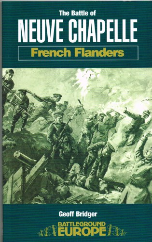 Image for FRENCH FLANDERS : THE BATTLE OF NEUVE CHAPELLE