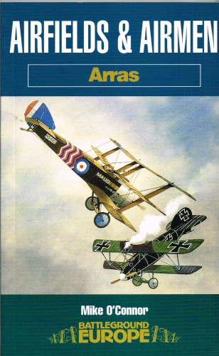 Image for AIRFIELDS & AIRMEN : ARRAS