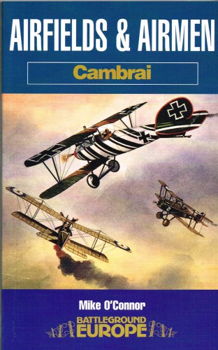 Image for AIRFIELDS & AIRMEN : CAMBRAI